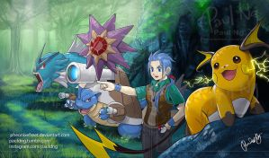 Pokemon - Team Undine
