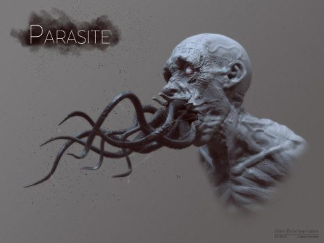 Parasite by Nero-tbs