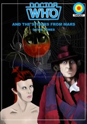 Doctor Who and the Spiders from Mars by deedeetee