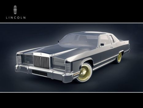 Lincoln Continental V1 by CubicalMember