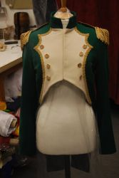 Napoleonic Inspired Jacket by SnowiusOwlus