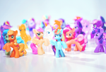 Ponyville by Cesia