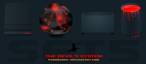Set5 Devil's System by panoramix-