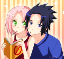sasuke: what's that sakura by sasucchi95