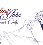 Penny Dreadful - Lia+John - Her arms Only LAs by RedPassion
