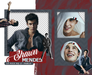 PACK PNG 048 /// SHAWN MENDES by LosingWar
