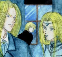 HP Book 7 - Malfoy s by Dhesia
