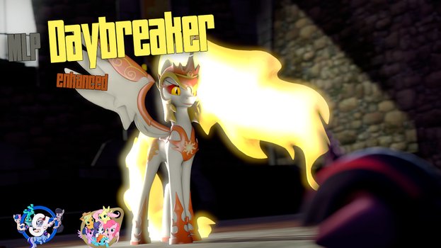 [SFM/Gmod] Enhanced Daybreaker 1.1 by Sindroom