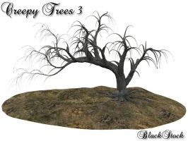 Creepy Trees 3 by BlackStock