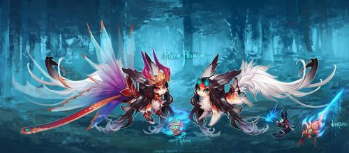 [Guest Auction!] River Prince by sordid-dessert by manaberry