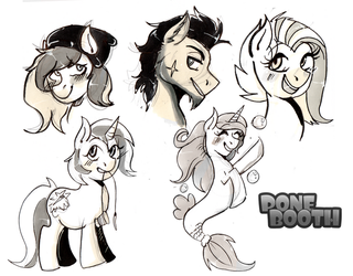 Discord Requests 1 by PoneBooth
