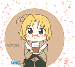 Coffee time by Phoems17cutieplier