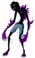 Fluxed Enderduncan by KTechnicolour