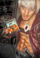 Let's Rock with the new DMC - Dante Cosplay by LeonChiroCosplayArt