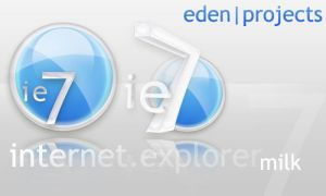 ie7 Milk by edenprojects