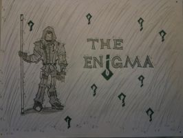 The Enigma by thedestoryerofworlds