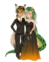 Alexia x Diego - Ready for prom by super-mikky
