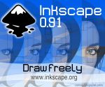 Inkscape about screen submission V. 2 by DaFeBa