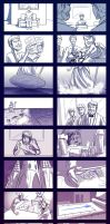 Imagefilm Storyboard - Boardgame Manufacturer by J-GRFX
