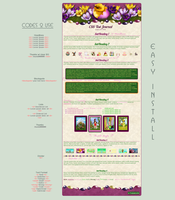 Easter Chick Journal - Easy.Install by poserfan