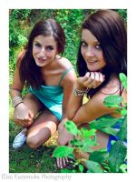 Sylwia and Paulina6 by ElizaKPhotography