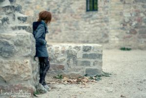 Waiting.. by IcarusLoveMedley