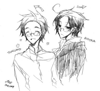 APH: Thailand and Austria by mixed-blessing