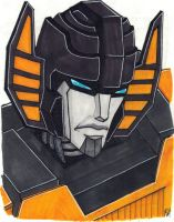 Sunstreaker by DarkPanik