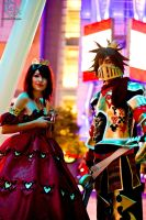 AX 2011: Royalty Hearts by anthenii-san