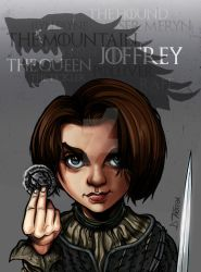 Valar Morghulis by danieltorazza