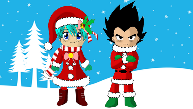 Merry Christmas 2010 by Dbzbabe