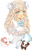 GC for Glacesu by Love-The-Nekos