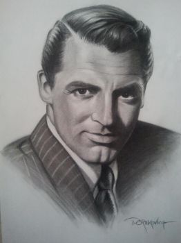 Cary Grant by casey62