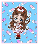 Nurse Holly by clrkrex