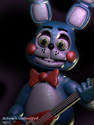 Toy Bonnie by FinaVyd