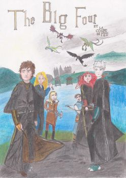 The Big Four and the Goblet of Fire by JOSGUI