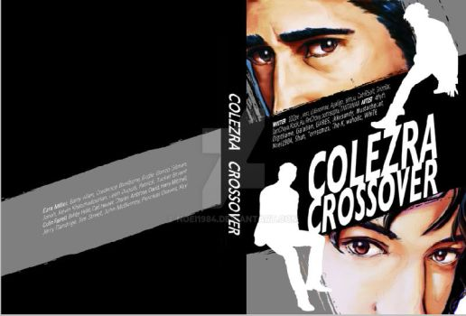[Thai FanBook Cover] ColezraCrossover Anthology by noei1984