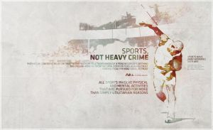 SPORTS NOT HEAVY CRIME 2 by Metric72