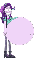 Big-Bellied Starlight Glimmer by Angry-Signs
