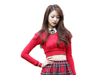 PNG Render - Minha of 9muses #1 by Kem-Lilli