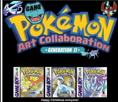 Our Pokemon Generation II Tribute is published! by Reinhold-Hoffmann