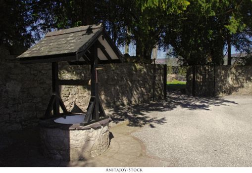Castle Grounds 31 by AnitaJoy-Stock