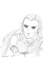 MAGUS IS NOT PLEASED by KLuzinda