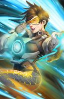 Tracer by BurntGreenTea