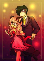 Lets have a dance by egardanier