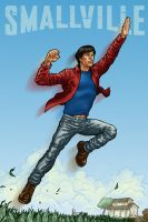 Smallville Commission by RamonVillalobos