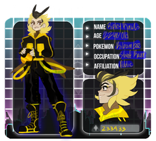 (old/outdated) Pokeyo-City App - Ripley Rawls by sl1med0g