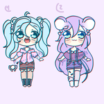 Adopts Auction 01   -O P E N 2/2- by Pyro---Adopts