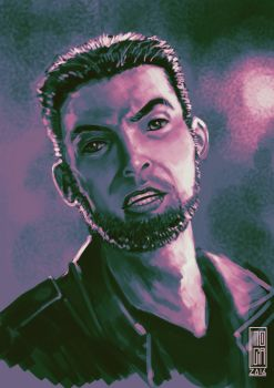 Evil Ex #02 Lucas Lee by Imogia
