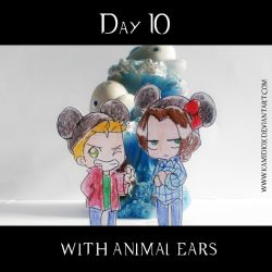 30 day OTP Challenge Feat. Winchesters: Day 10 by KamiDiox